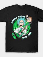 Wubba Lubba Rock Roll T-Shirt