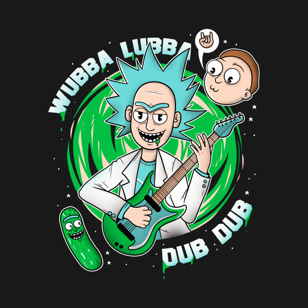 Wubba Lubba Rock Roll