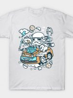 crazy car trooper T-Shirt