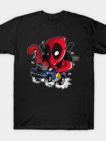 deadpool racer T-Shirt