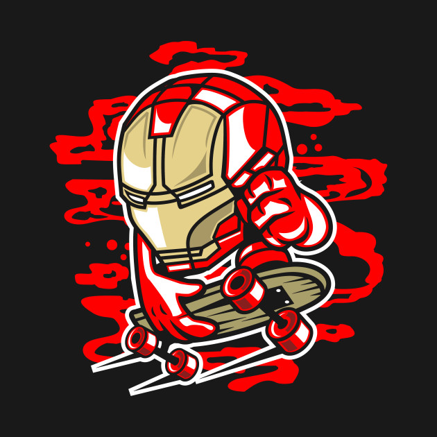 iron skater