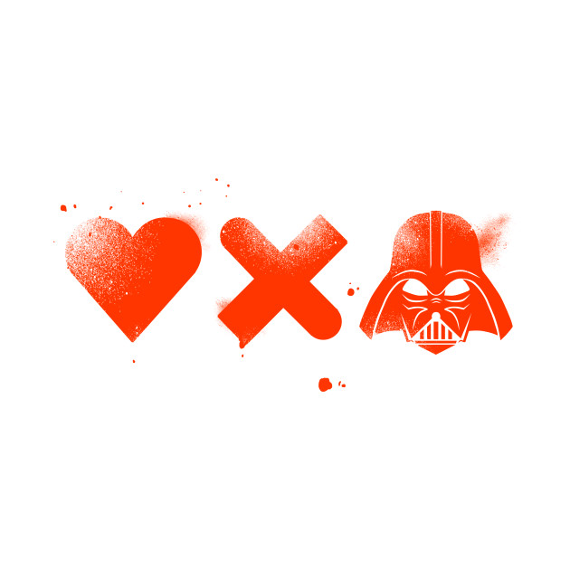 love, dead and darth vader