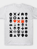 love dead and robot T-Shirt