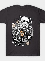 motocross trooper T-Shirt