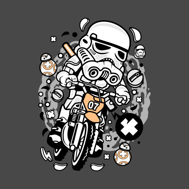 motocross trooper