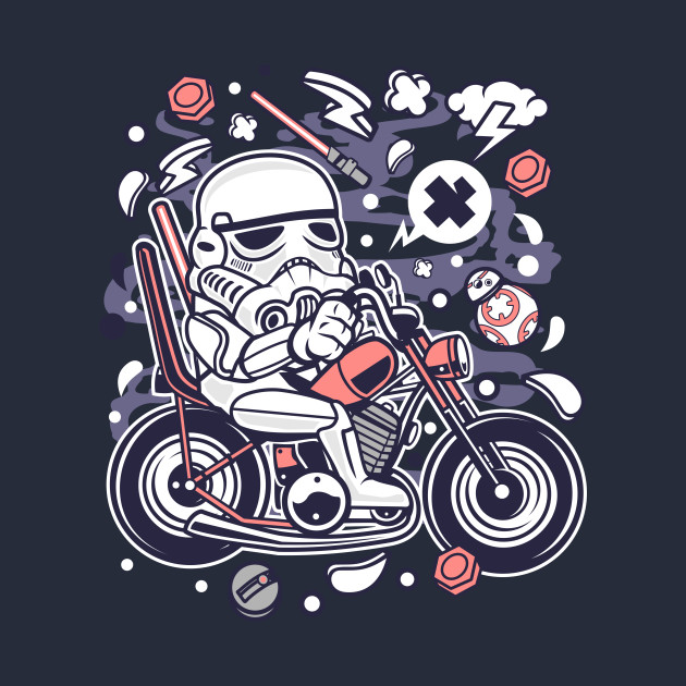 motor trooper
