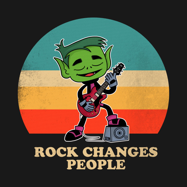 rock changes