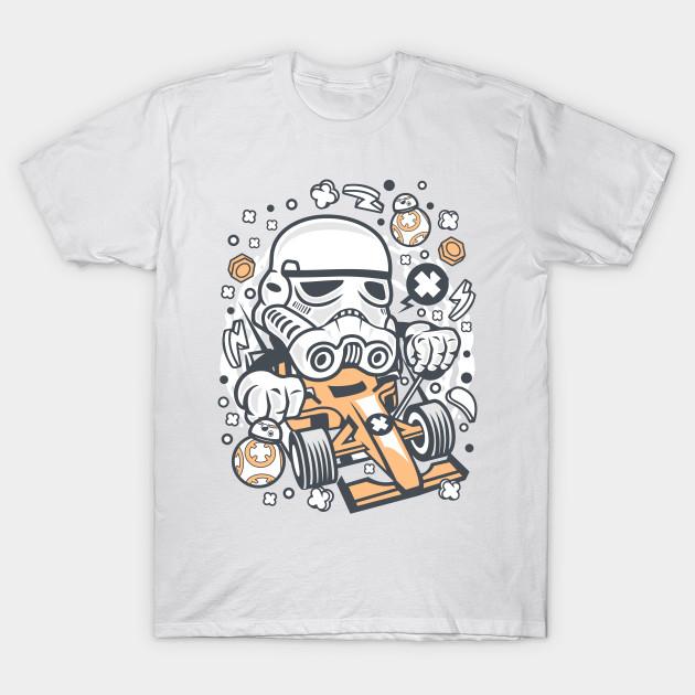 trooper racing