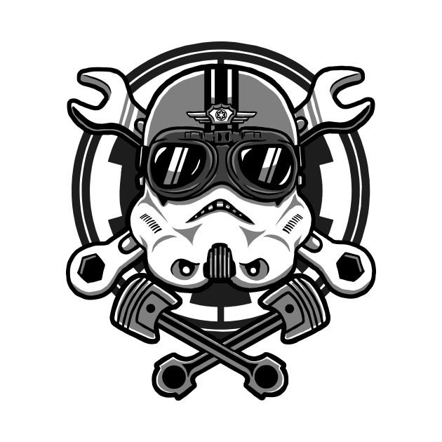 trooper rider