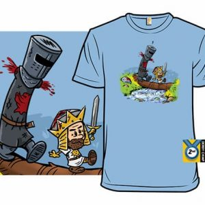 Arthur and Black Knight T-Shirt