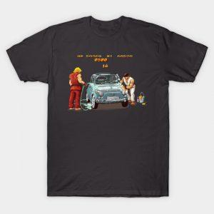 Street Fighter Parody T-Shirt