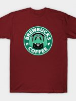 Brewbucks Coffee T-Shirt