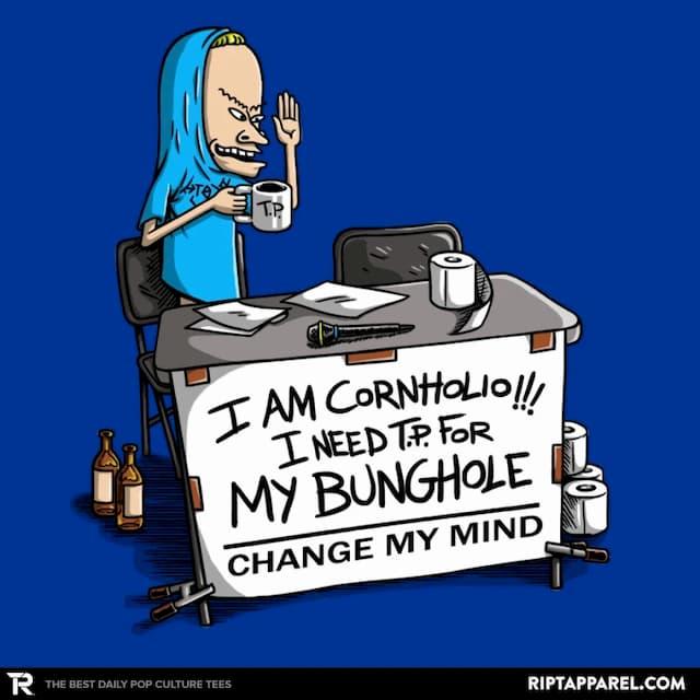 CHANGE MY TP