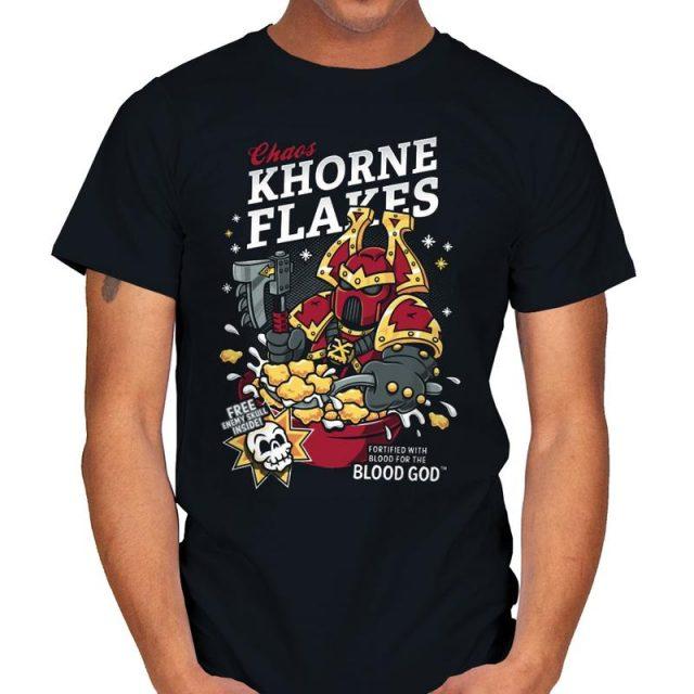 CHAOS KHORNE FLAKES