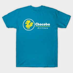 Chocobo Airlines T-Shirt