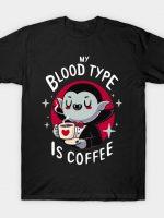 Coffee vampire T-Shirt