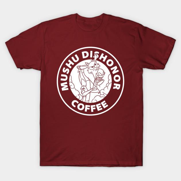 Dishonor Coffee T-Shirt