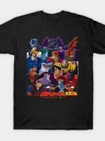 GOOD VS EVIL 90'S T-Shirt