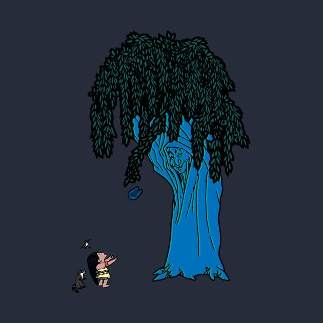 Grandmother Willow Tree