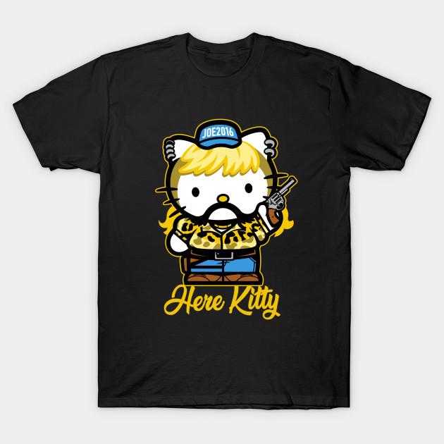 Here Kitty T-Shirt