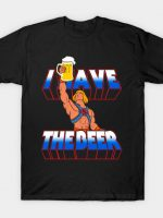 I have the beer T-Shirt