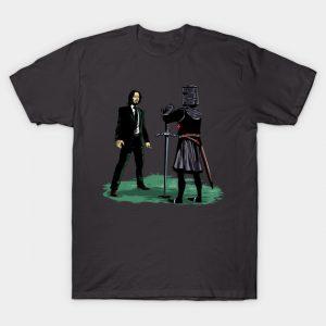 John Wick/Monty Python T-Shirt