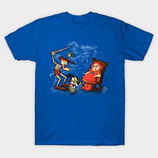 I've got the courage T-Shirt