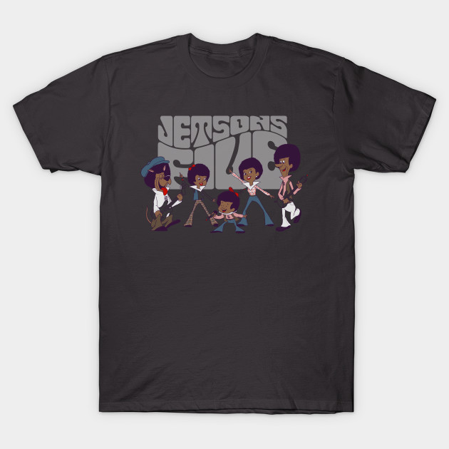 Jetsons Five T-Shirt
