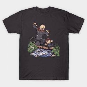 Jill and Nemesis T-Shirt