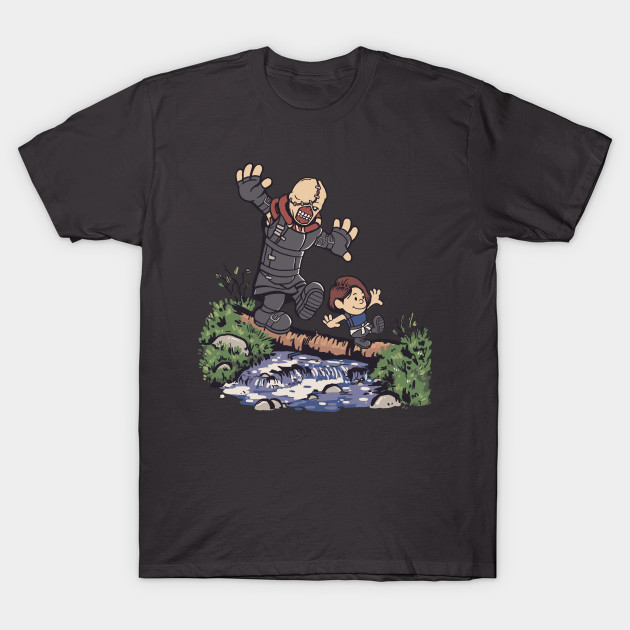 Jill and Nemesis T-Shirt