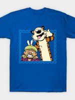 Exotic Joe and Tiger T-Shirt