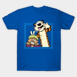 Joe and Tiger T-Shirt