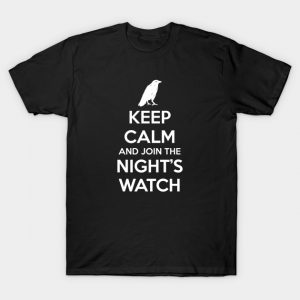 Keep Calm and join the Watch