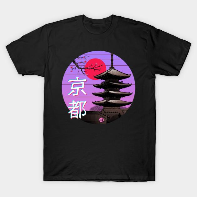 Kyoto Wave T-Shirt