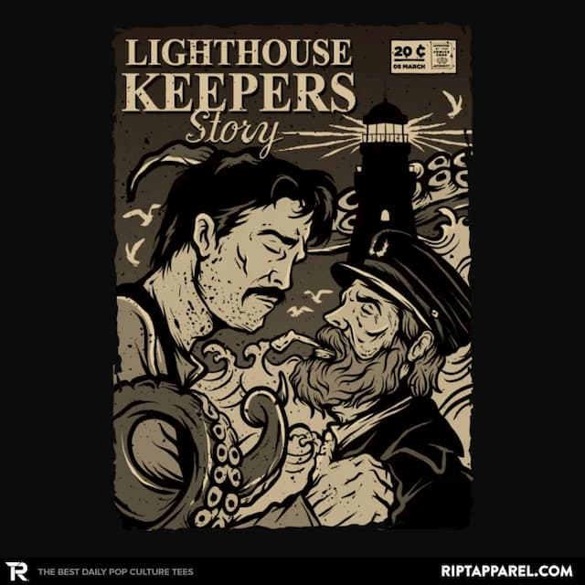 LIGHTHOUSE KEEPERS STORY