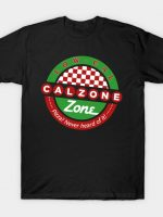 Low-Cal Calzone Zone (traditional) T-Shirt