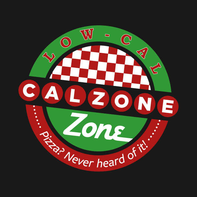 Low-Cal Calzone Zone (traditional)