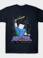 MASTER OF THE ADVENTURE T-Shirt