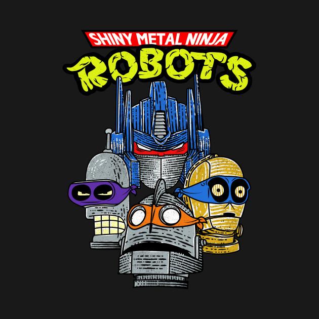 Ninja Robots