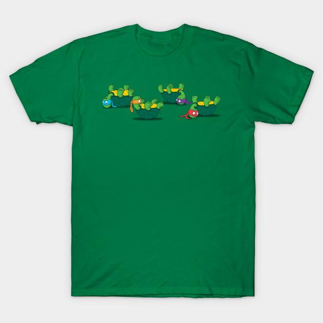 Now what Ninja Turtles T-Shirt