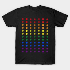 Pride dice T-Shirt