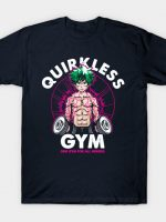 Quirkless Gym T-Shirt