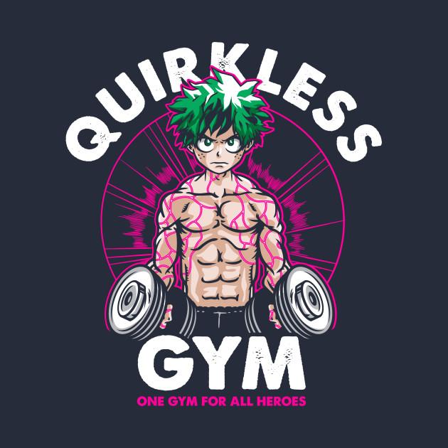 Quirkless Gym