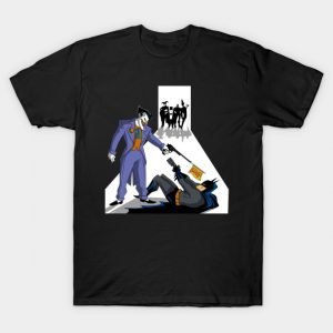Joker and Batman T-Shirt