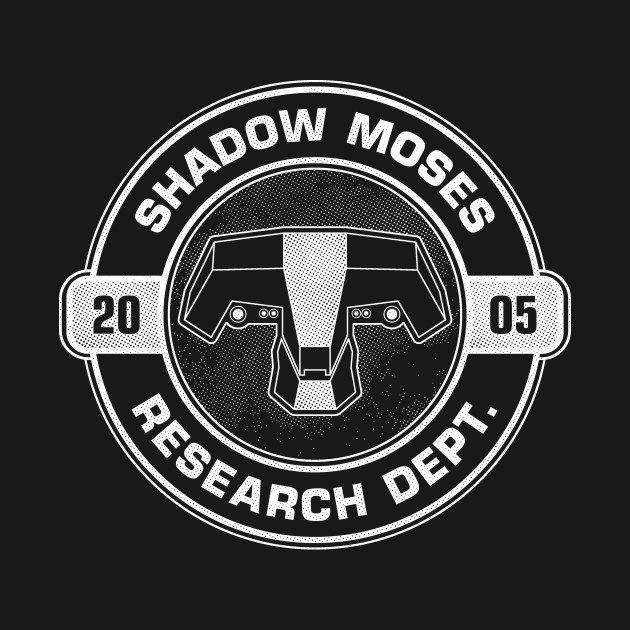 Shadow Moses Research Department