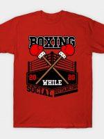 Social Dis-Boxing T-Shirt