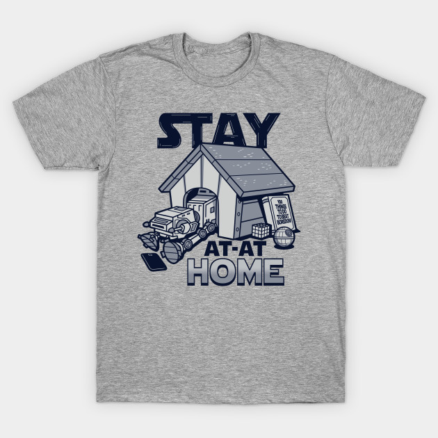 Stay At-at Home