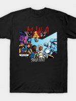 Straight Outta X: Gold Team T-Shirt