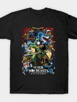 Super 90s Beasts T-Shirt