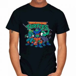 TEENAGE KONOHA NINJA TURTLES T-Shirt